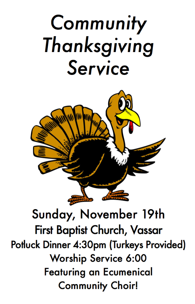 Thanksgiving Service 2017 Web Promo